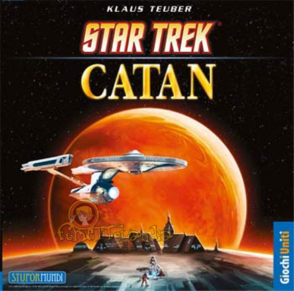 GAMES COLONI DI CATAN STAR TREK