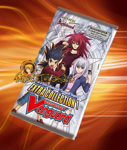 CARDFIGHT!! VGIT-EC01 VANGUARD EXTRA COLLECTION #001