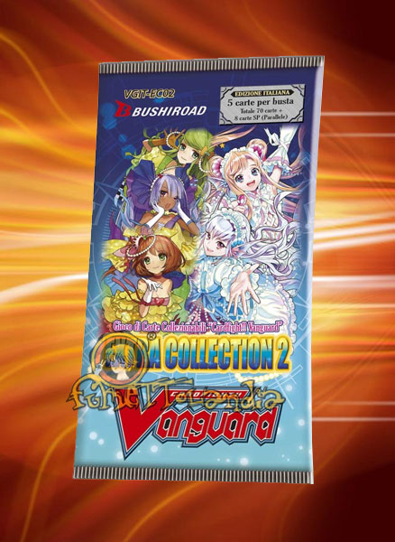 CARDFIGHT!! VGIT-EC02 VANGUARD EXTRA COLLECTION #002