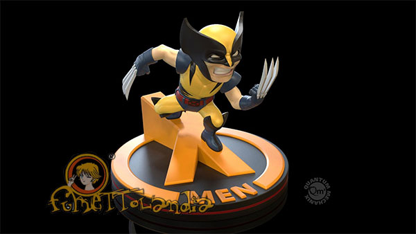 MARVEL 80TH Q-FIG DIORAMA WOLVERINE (X-MEN)