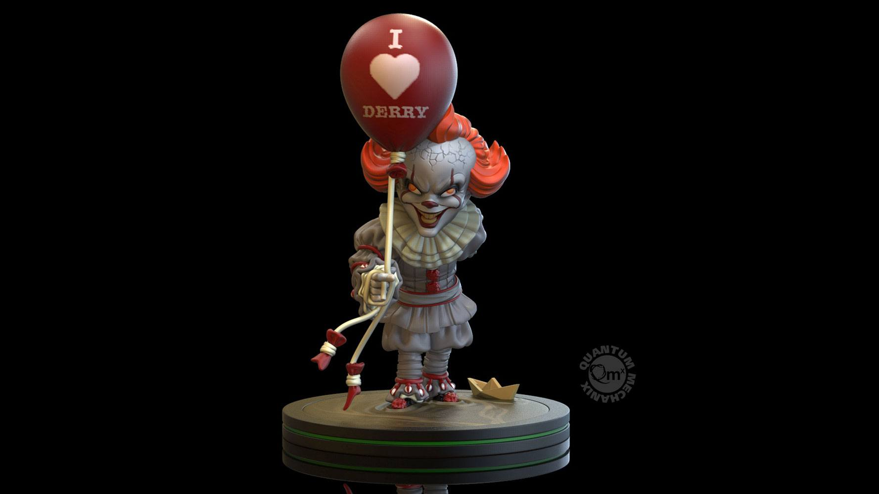 IT CHAPTER TWO Q-FIG FIGURE PENNYWISE