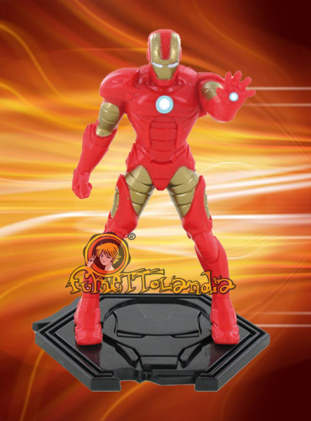 AVENGERS MINI FIGURE IRON MAN