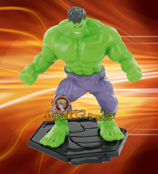 AVENGERS MINI FIGURE HULK
