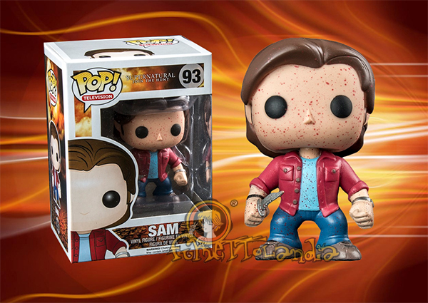 Vinyl Figure #093 Supernatural-Sam FUNKO POP