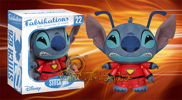 FABRIKATIONS PLUSH #022 STITCH 626