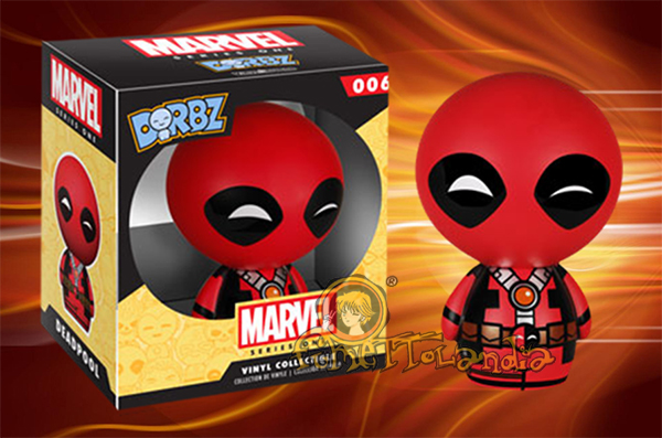 DORBZ #006 DEADPOOL