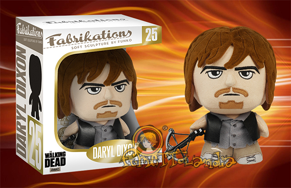 FABRIKATIONS PLUSH #025 DARYL DIXON