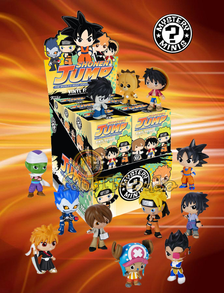 BEST OF ANIME MYSTERY MINI'S: BLIND BOXED - SERIES 2