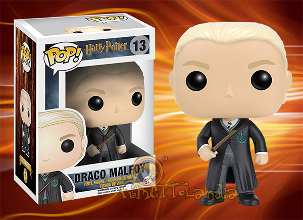 POP! HARRY POTTER #013 PVC DRACO MALFOY