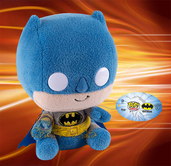 DC COMICS POP! PLUSH FIGURE BATMAN