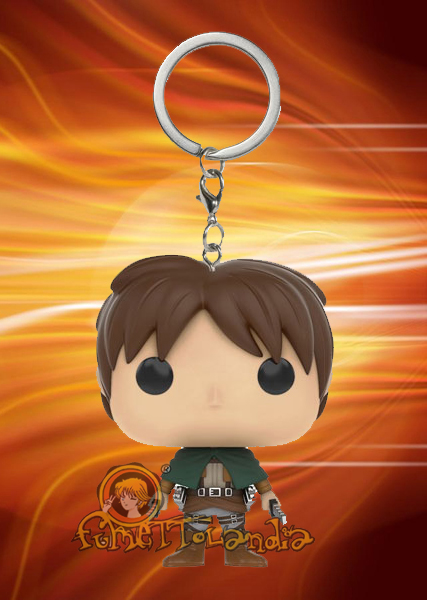 POCKET POP! ATTACK ON TITAN EREN JAEGER