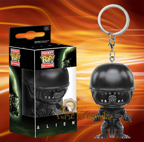 POCKET POP! KEYCHAIN ALIEN