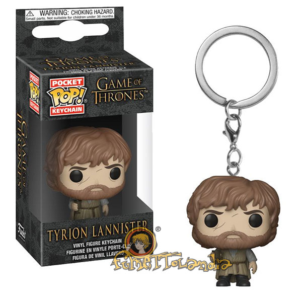 POCKET POP! KEYCHAIN GAME OF THRONES TYRION LANNISTER