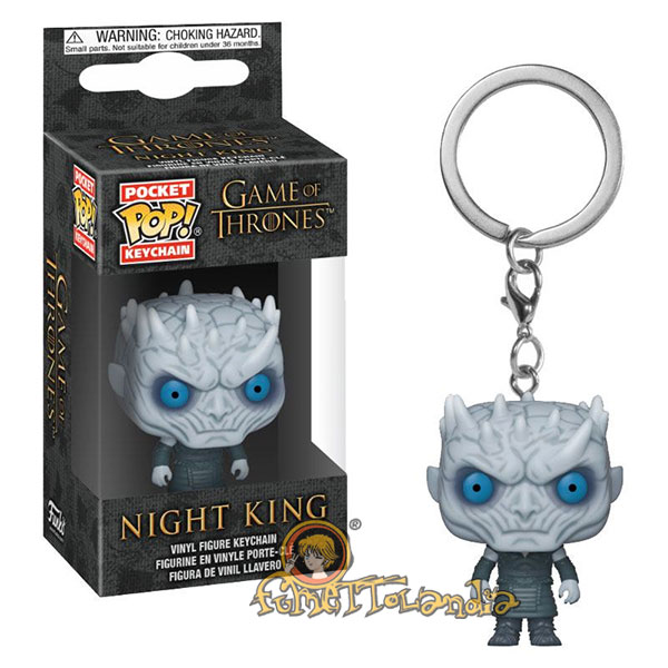 POCKET POP! KEYCHAIN GAME OF THRONES NIGHT KING