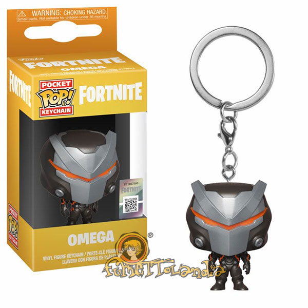 POCKET POP! FORTNITE OMEGA (FULL ARMOR)