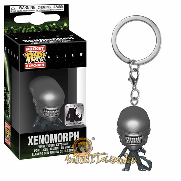 POCKET POP! KEYCHAIN ALIEN XENOMORPH