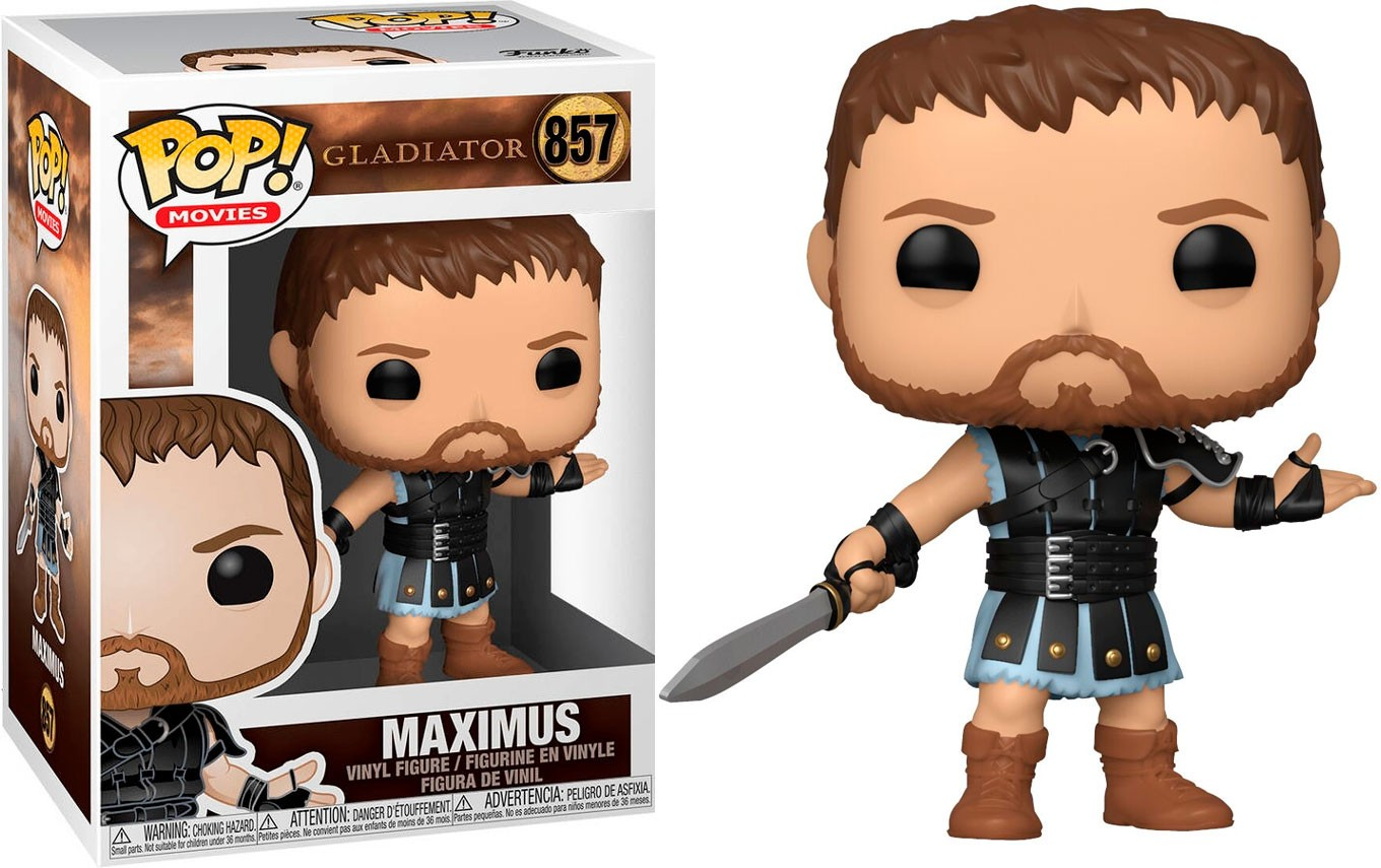 POP! MOVIES #??? GLADIATOR MAXIMUS