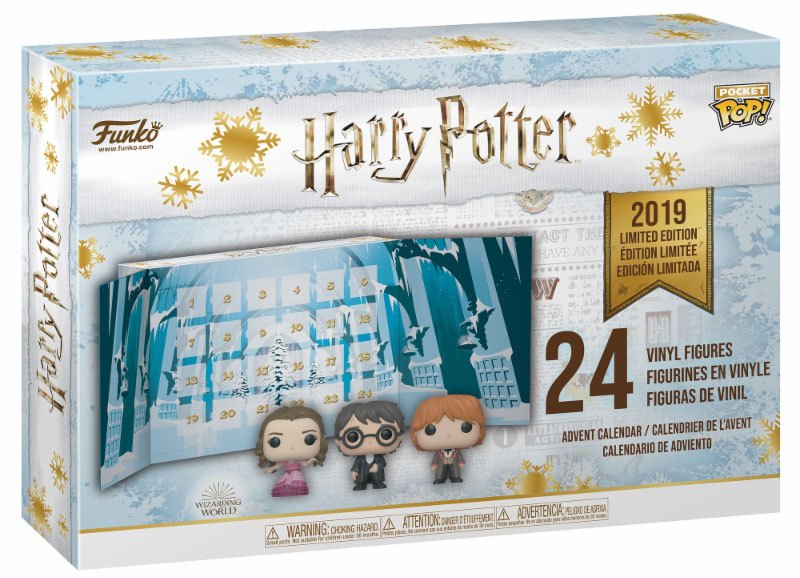 HARRY POTTER POCKET POP! ADVENT CALENDAR 2019