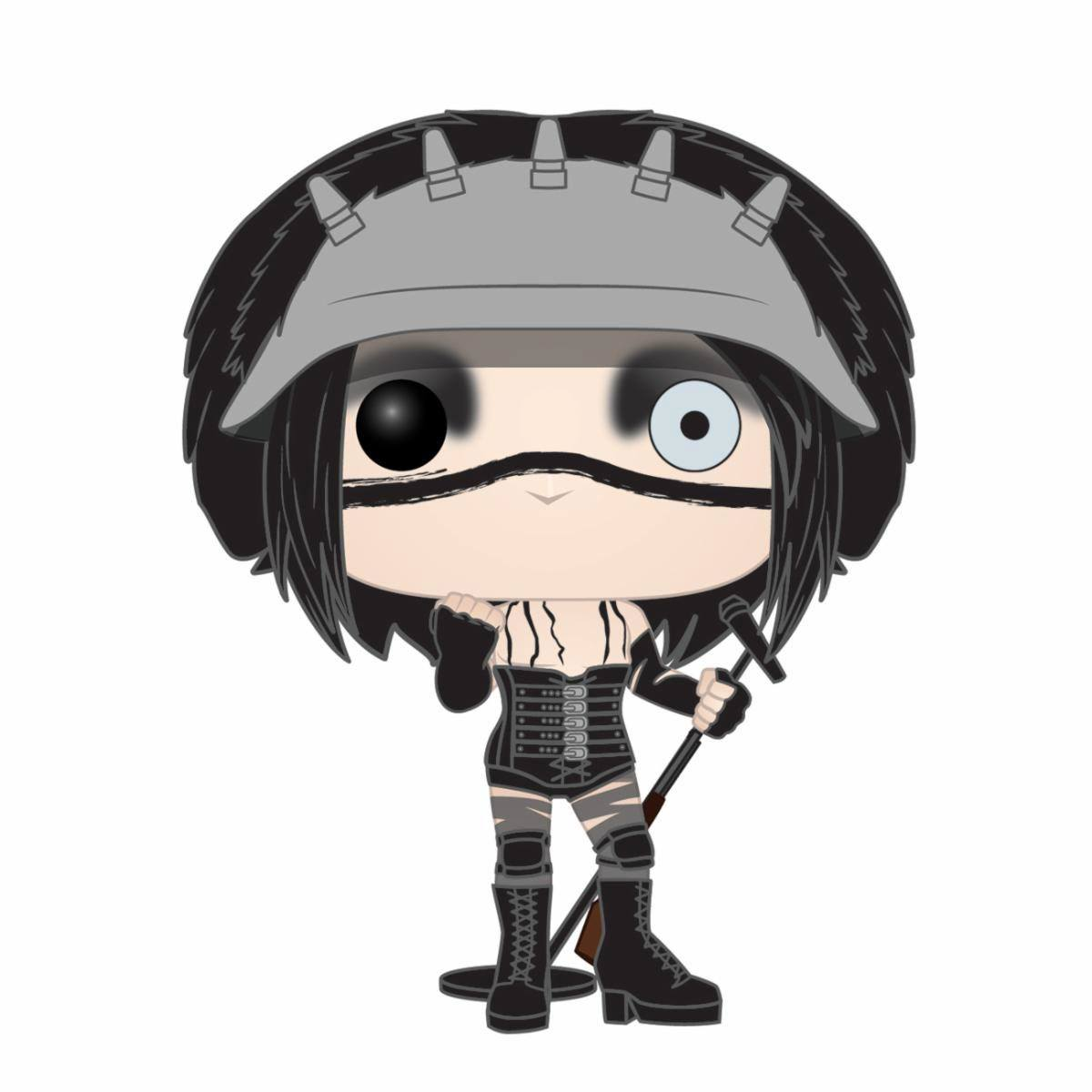 POP! ROCKS #154 PVC MARILYN MANSON