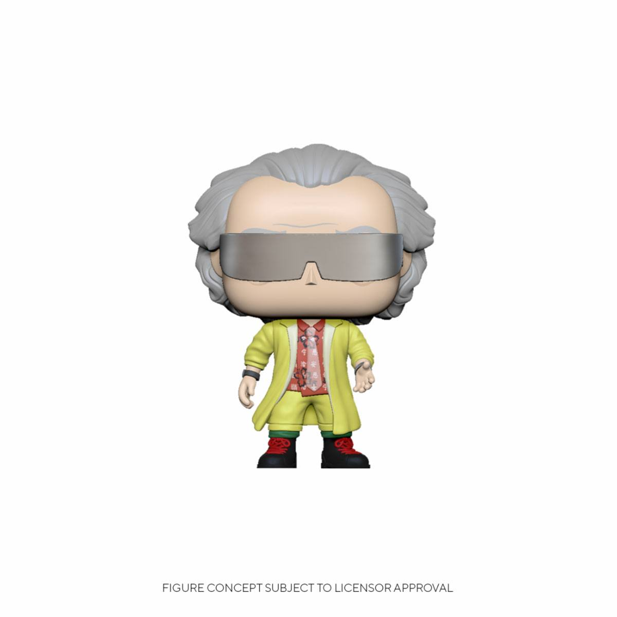 POP! MOVIES #??? PVC BACK TO THE FUTURE DOC 2015