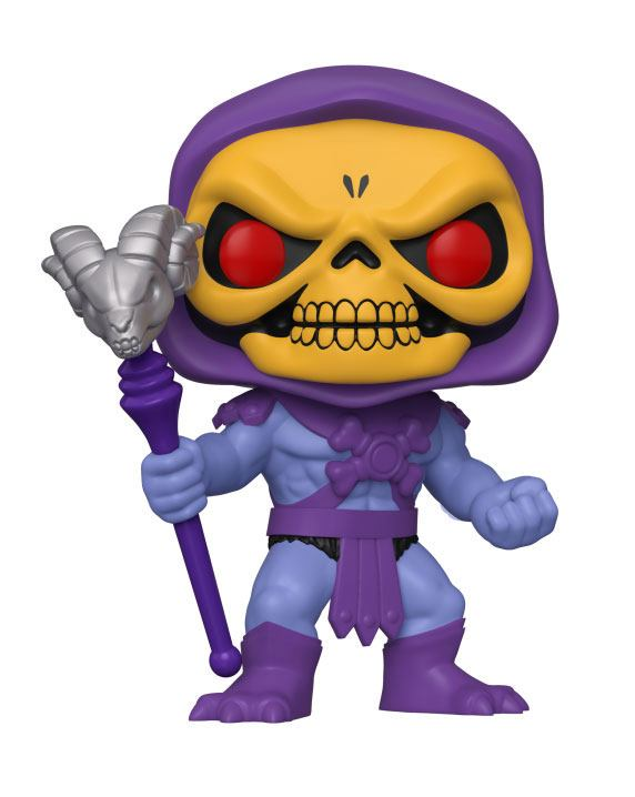 MASTERS OF THE UNIVERSE SUPER SIZED POP! ANIMATION VINYL FIGURE