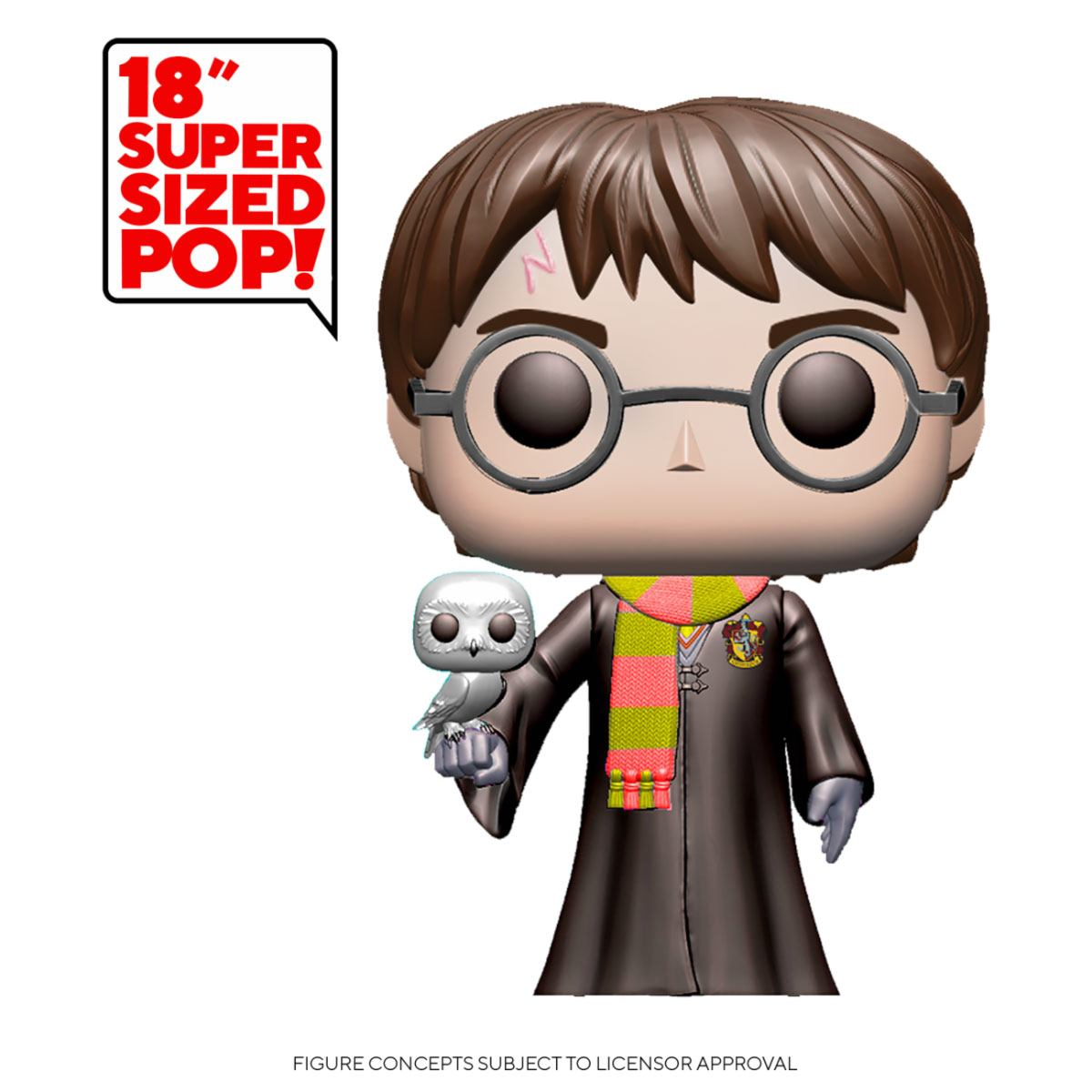 POP! SUPER SIZED HARRY POTTER 50CM