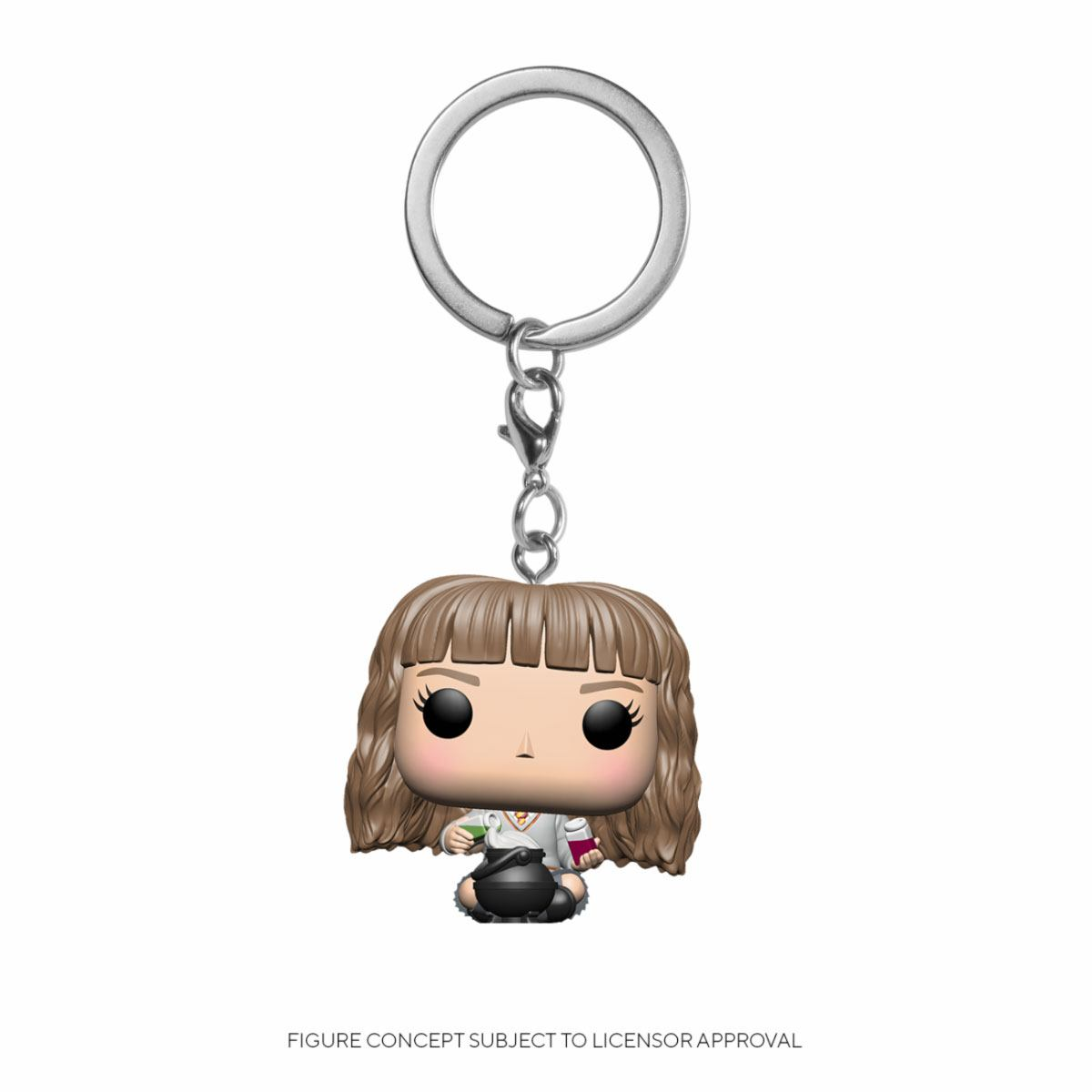 POCKET POP! KEYCHAIN HARRY POTTER HERMIONE GRANGER W/ POTIONS