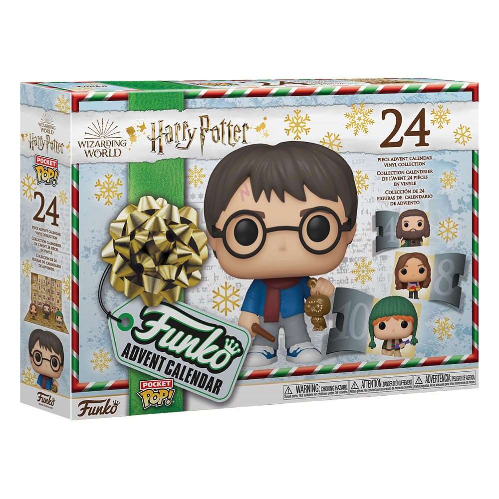 HARRY POTTER POCKET POP! ADVENT CALENDAR 2020