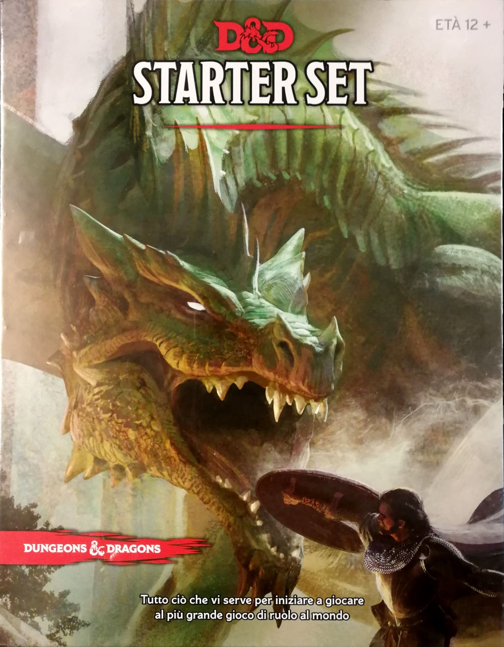 DUNGEONS AND & DRAGONS STARTER SET 5A EDIZIONE