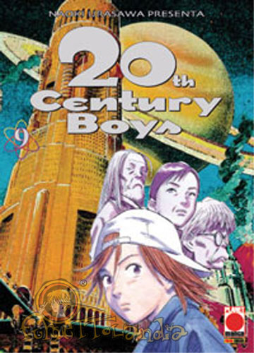 20TH CENTURY BOYS #009 III RISTAMPA