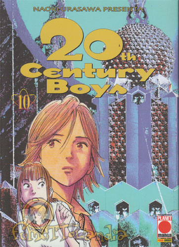 20TH CENTURY BOYS #010 SECONDA RISTAMPA