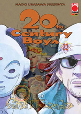 20TH CENTURY BOYS #022 RISTAMPA