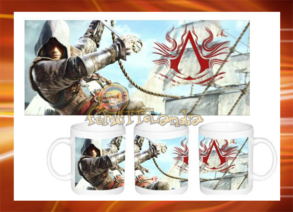 ASSASSIN'S CREED GAME TAZZA (MUG) 63592