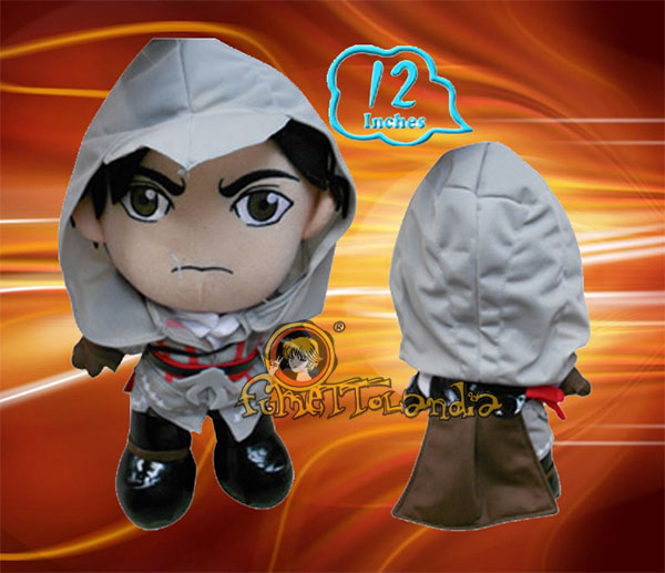 ASSASSIN'S CREED EZIO AUDITORE PLUSH DOLL 21032