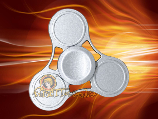 FINGERTIP TOY DECOMPRESSION GYROSCOPE HAND SPINNER 154222