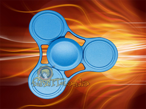 FINGERTIP TOY DECOMPRESSION GYROSCOPE HAND SPINNER 154223