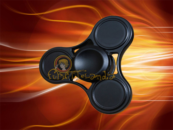 FINGERTIP TOY DECOMPRESSION GYROSCOPE HAND SPINNER 154225