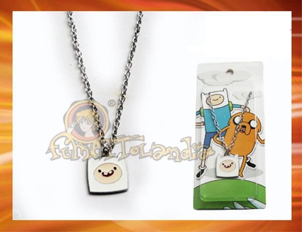ADVENTURE TIME WITH FINN AND JAKE NECKLACE 16417
