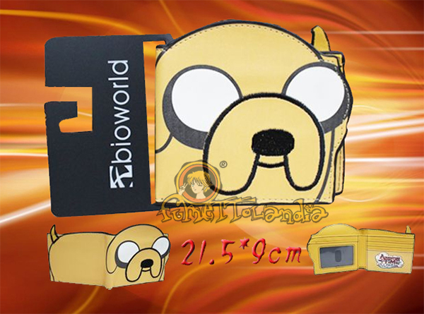 ADVENTURE TIME JAKE WALLET 102726