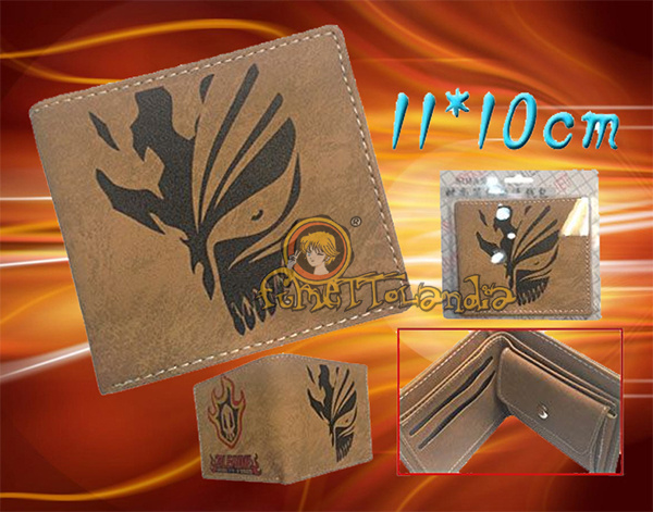 BLEACH ANIME PU LEATHER WALLET 74586