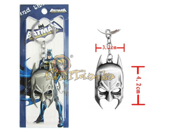 BATMAN MASK KEYCHAIN 28563