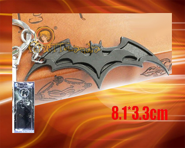 BATMAN MOVIE ALLOY KEYCHAIN 84980
