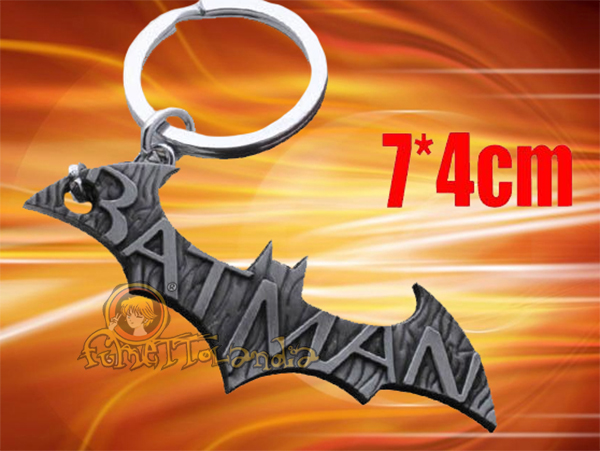 BATMAN MOVIE ALLOY KEYCHAIN 87301