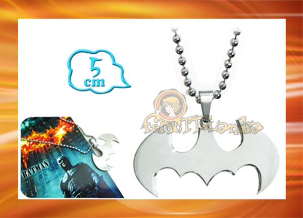 BATMAN ALLOY NECKLACE 32416