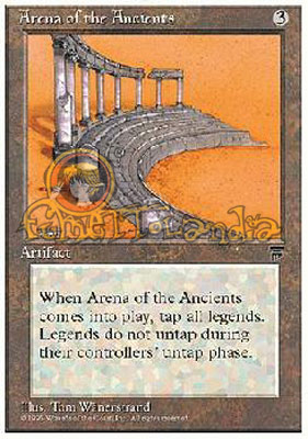 CHRONICLES ARENA OF THE ANCIENTS