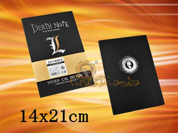 DEATH NOTE ANIME NOTEBOOK 28893
