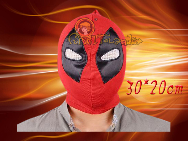 DEADPOOL MOVIE KNITTING MASK COSPLAY 123916