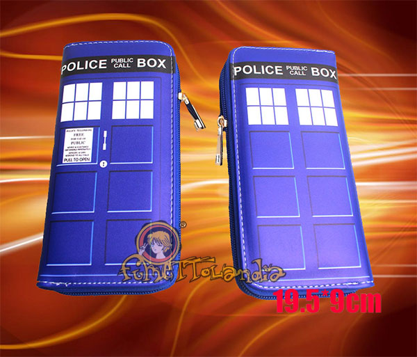 DOCTOR WHO MOVIE PU LEATHER WALLET 171393