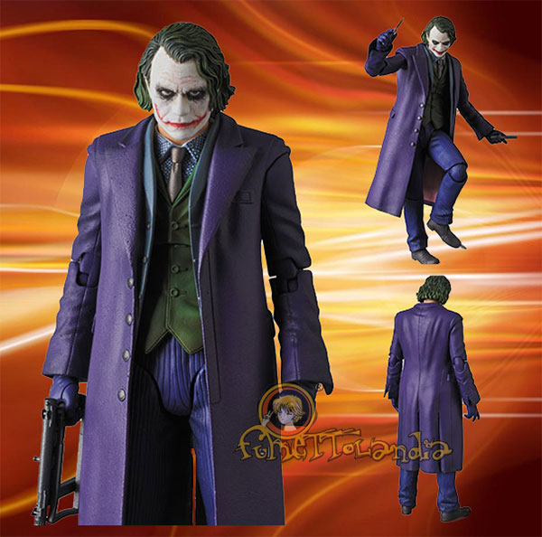 MAFEX NO.51 MAFEX - THE JOKER VER.2.0 \'THE DARK KNIGHT\'