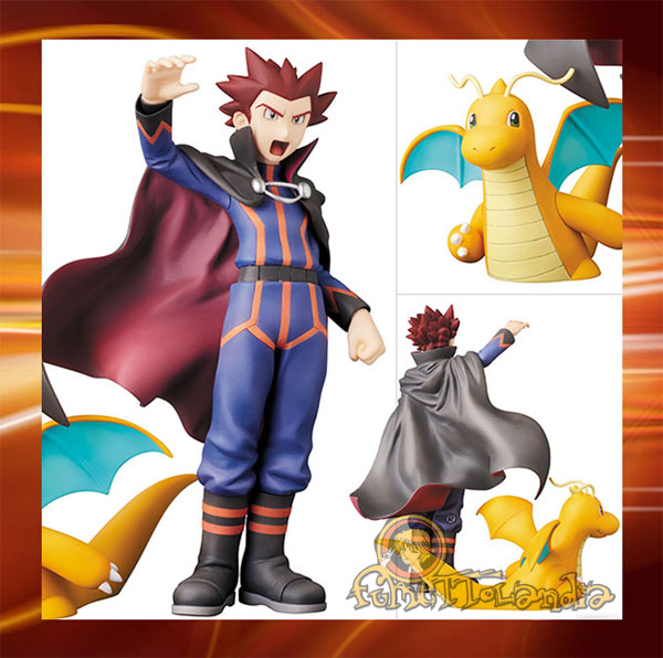 PPP - POKEMON: LANCE COMPLETE FIGURE